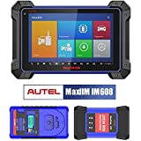 [2021] Autel MaxiIM IM608 Automotive IMMO Key Programming Scan Tool with XP400 & J2534 Reprogrammer Car Diagnostic Scanner with ECU Coding Active Test 31 Services for Oil Reset/EPB/SAS/TPMS