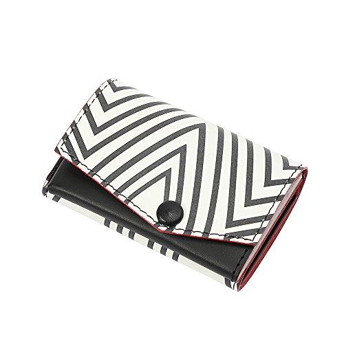 アブラサス (abrAsus) 小さい財布 「三面怪人 ダダ」モデル