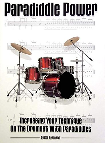 Paradiddle Power (Spagnardi) Percussion: Noten für Percussion