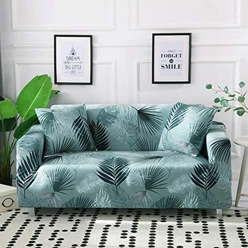 DAZYGZ Elastische Sofabezug Cotton Stretch All-Inclusive Eck-Sofabezüge Für Wohnzimmermöbelbezüge Stuhl Couchbezug Funda Sofa
