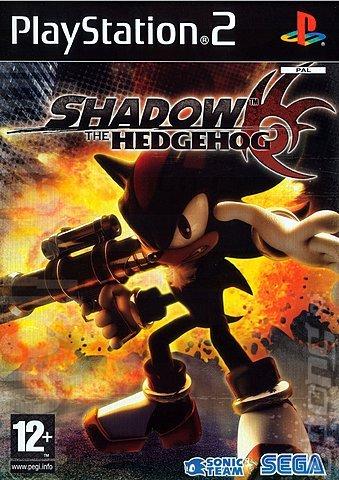 Shadow the Hedgehog-(Ps2)