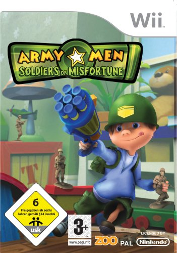 Army men : soldiers of misfortune [import allemand]