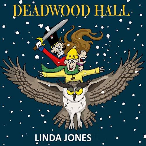Deadwood Hall audiobook cover art