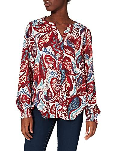 Cecil Damen 316754 T-Shirt, Pure Off White, XL