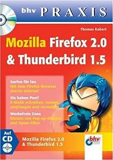 Mozilla Firefox 2.0 und Thunderbird 1.5