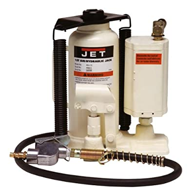JET Air/Hydraulic Bottle Jack with Case