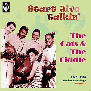 Start Jive Talkin' - Complete Recordings, Vol. 3