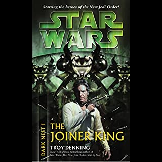 Star Wars: Dark Nest, Volume 1: The Joiner King audiobook cover art