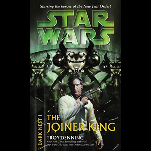 Page de couverture de Star Wars: Dark Nest, Volume 1: The Joiner King