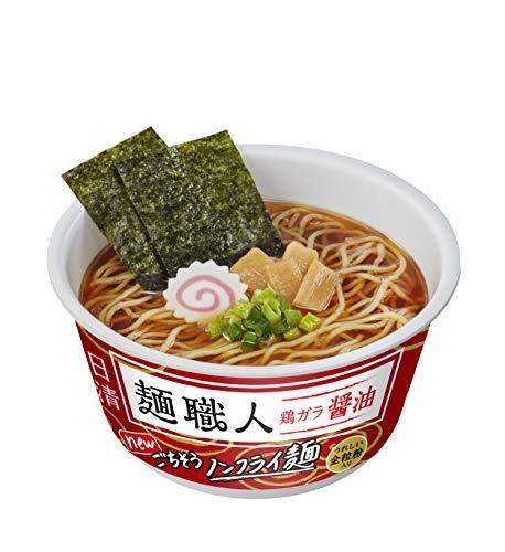 3位:日清食品『麺職人醤油』