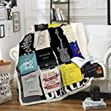 The Beatles Song Sofa Blanket P250 Blanket Sherpa Fleece Throw Blanket Birthday Gift to My Son Daughter Niece Nephew (47x35, 60x45, 70x53, 80x60 Inches)