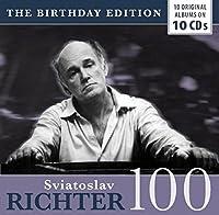 Birthday Edition-10 Original Albums by SVIATOSLAV RICHTER