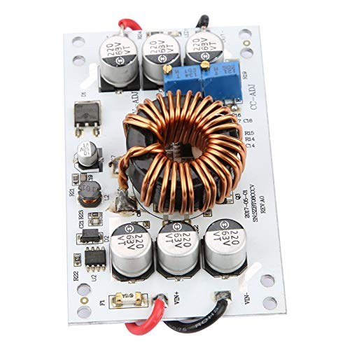Boost Power Supply, Step-Up Power Supply, Stable DIY Power Supply ajustável para carro Power Supply Drive LED