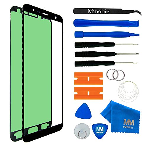 MMOBIEL Kit de Reemplazo de Pantalla Táctil Compatible con Samsung Galaxy J4 Plus/ J6 Plus J415 6.0 Inch (Negro) Incl Herramientas
