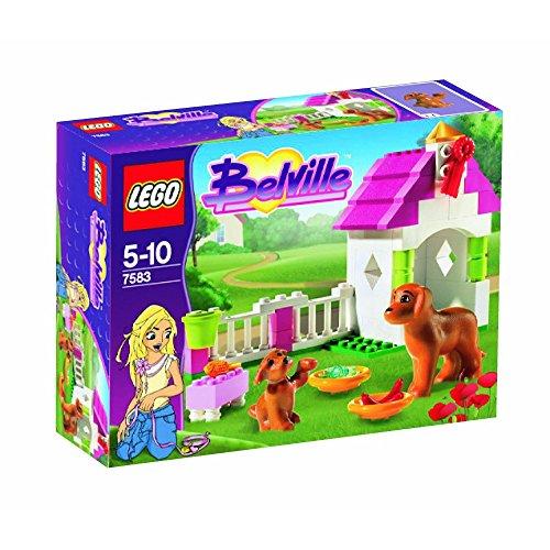 LEGO Belville 7583 - Hundefamilie
