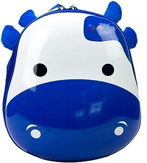 – Mochila infantil para guardería y vaca, para niñas, niños de 2 a 9 años