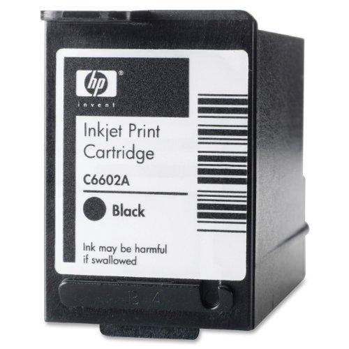Patrone HP Schwarz Universelle Inkjet Druckerpatrone Tij 1.Ob Black C6602A