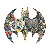 Paladone- Batman-Puzzle da 750 Pezzi, Multicolore, PP8002BM