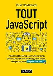Tout JavaScript d'Olivier Hondermarck