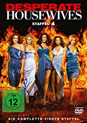 Desperate Housewives – Staffel 4 (DVD)