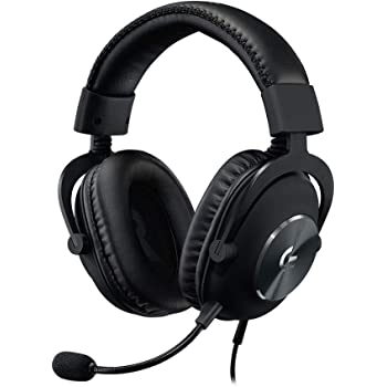 Amazon.com: Logitech G Pro Gaming Headset, Black: Computers & Accessories