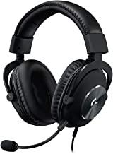 Headset Gamer Logitech G PRO X LIGHTSPEED, 7.1 Dolby Surround, Blue VO!CE, Confortável e Durável, Drivers PRO-G 50 mm