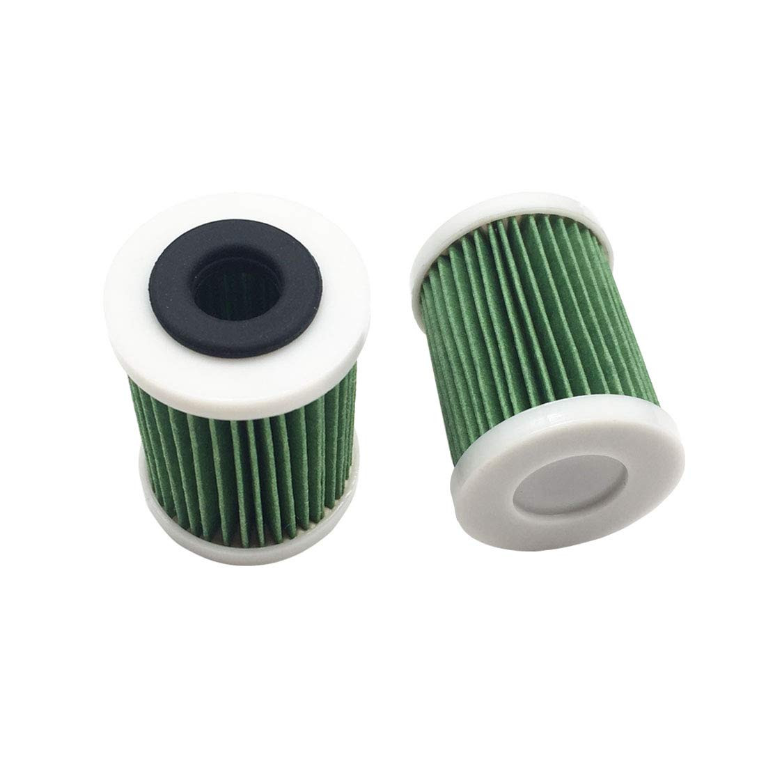 2 Pcs 6P3-WS24A-01-00 6P3-WS24A-00-00 Fuel Filter Element Replacement for Yamaha Marine F150 LF150 VF200 VF225 VF250