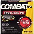 Combat Combat1265 Max Killing Roach Bait Station, 24-Pack