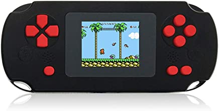 Docooler Portable Handheld Game Console 8 Bit Mini Retro Game Machine Game Player Built-in 268 Classic Games with 2.0inch Screen Present Gifts for Kids