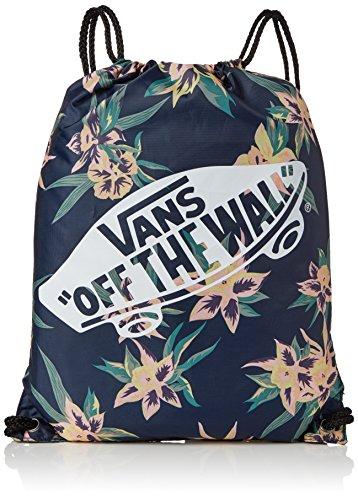 Vans Benched Bag Zaino Casual, 44 Cm, 12 Liters, Multicolore (Fall Tropics)