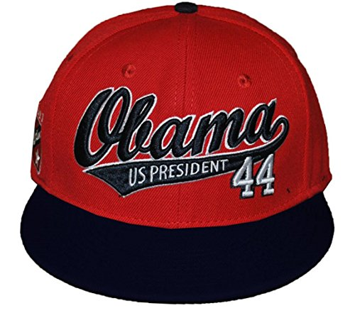 President Obama Snap Back Cap Red