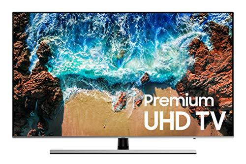 Samsung 139.7 cm (55 inches) 8 Series 55NU8000 4K LED Smart TV (Black)