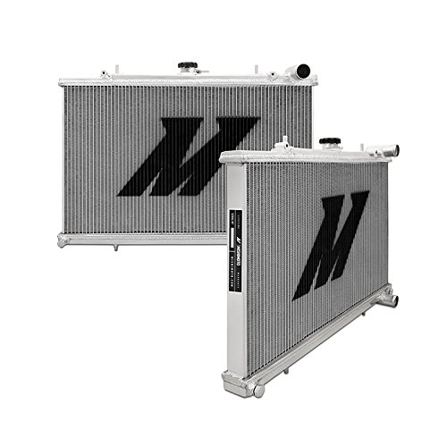 Mimoto MMRAD-RHD-R32 Performance Kühler aus Aluminium für Skyline R32