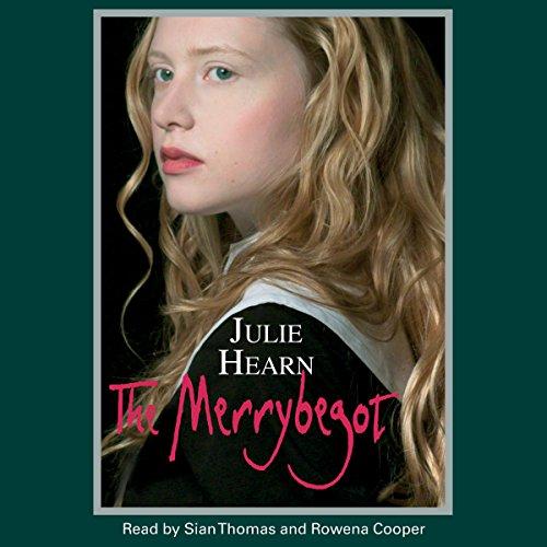 The Merrybegot audiobook cover art