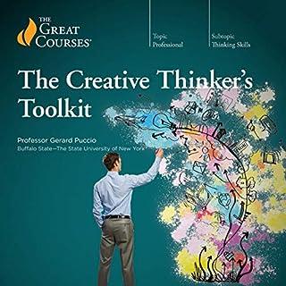 The Creative Thinker's Toolkit                   Autor:                                                                                                                                 Gerard Puccio,                                                                                        The Great Courses                               Sprecher:                                                                                                                                 Gerard Puccio                      Spieldauer: 12 Std. und 20 Min.     6 Bewertungen     Gesamt 3,8