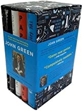 [(John Green Box Set : Looking for Alaska / An Abundance of Katherines / Paper Towns and Fault in Our Stars)] [By (author) John Green] published on (March, 2013)