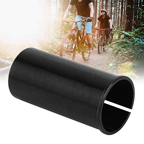 Soapow Adaptador 27 del tubo del tija de sillín de la bicicleta del camino de la bici de la aleación de aluminio 28. 6m m