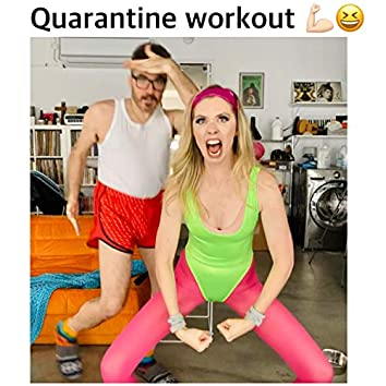 Pamela Pupkin's Quarantine Workout