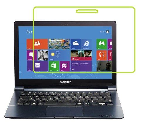 IT3Anti Fingerabdrücke Displayschutzfolie für 33,8cm Samsung Ativ Book 9Lite Touch Screen
