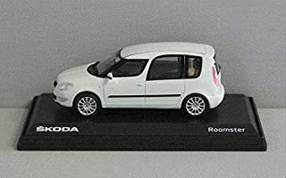Escala 1:43 Coche en Miniatura Skoda 658099300F9R Kamiq Color Negro