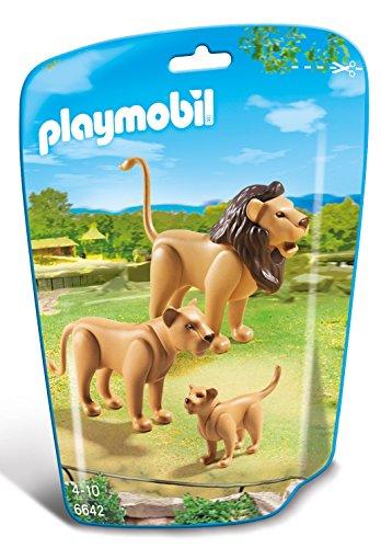 PLAYMOBIL - Familia de Leones 66420