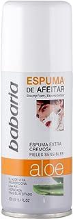 Babaria Aloe Vera - Espuma de afeitar, 100 ml