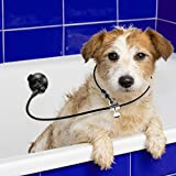 Last Leash Dog Bathing Tub Restraint - Tether Strap Keeps Dog in Bathtub