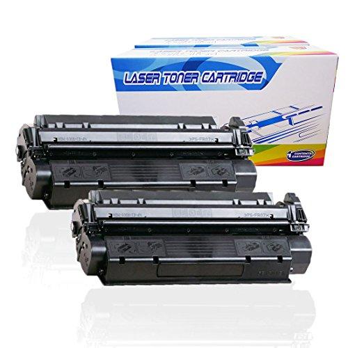 Inktoneram Compatible Toner Cartridges Replacement for Canon S35 S-35 FAXPHONE ICD-340 L170 imageCLASS D320 D340 D383 7833A001AA (Black, 2-Pack)