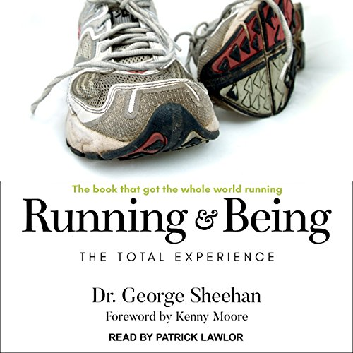 Running & Being audiobook cover art