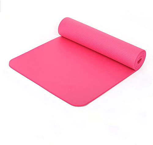 Jia He Tapis de Yoga Tapis de Yoga - Hommes et Femmes débutants Fitness Yoga Pilates Multi-Function