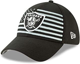 7cfd62d6c2e07 New Era 2019 39Thirty NFL Oakland Raider Draft Hat Cap City Flag Detail  12024552