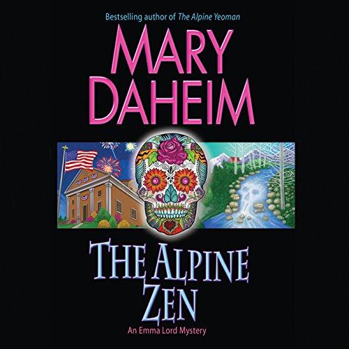 The Alpine Zen audiobook cover art
