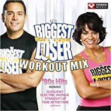The Biggest Loser Workout Mix - 80s Hits Remixed by Various (2014-08-03)