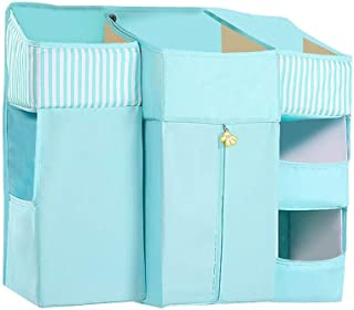 lembrd Hanging Storage Bags Organiser Space Saver Hangers Bags Toys Door Pocket Pouch Container